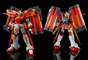 Gundam 1/144 HG Extreme Versus Extreme Gundam Type Leos Eclipse Face Model Kit Exclusive