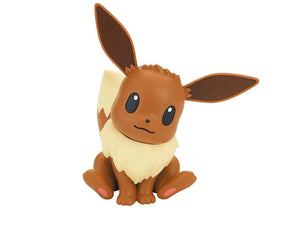 Bandai Quick Model #04 Pokemon Eevee Model Kit