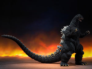 S.H. Monsterarts Godzilla vs. Biollante Godzilla 1989 Action Figure