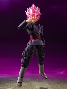 S.H. Figuarts Dragon Ball Super Super Saiyan Rose Goku Black Action Figure