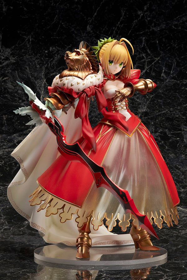 Stronger 1/7 Fate/ Grand Order Saber/ Nero Claudius (3rd Ascension) Scale Statue Figure 1