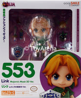Nendoroid #553 Link Legend of Zelda Majoras Mask 3D