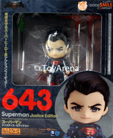 Nendoroid #643 Superman Batman V Superman Dawn of Justice
