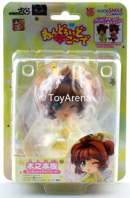 Nendoroid Co-de Sakura Kinomoto Angel Crown Cardcaptor Sakura
