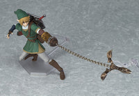 Figma #320 Link: Twilight Princess Deluxe Ver. The Legend of Zelda Twilight Princess