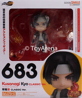 Nendoroid #683 Kusanagi Kyo Classic Ver. The King Of Fighters XIV (14)