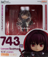 Nendoroid #743 Lancer/ Scathach Fate/ Grand Order