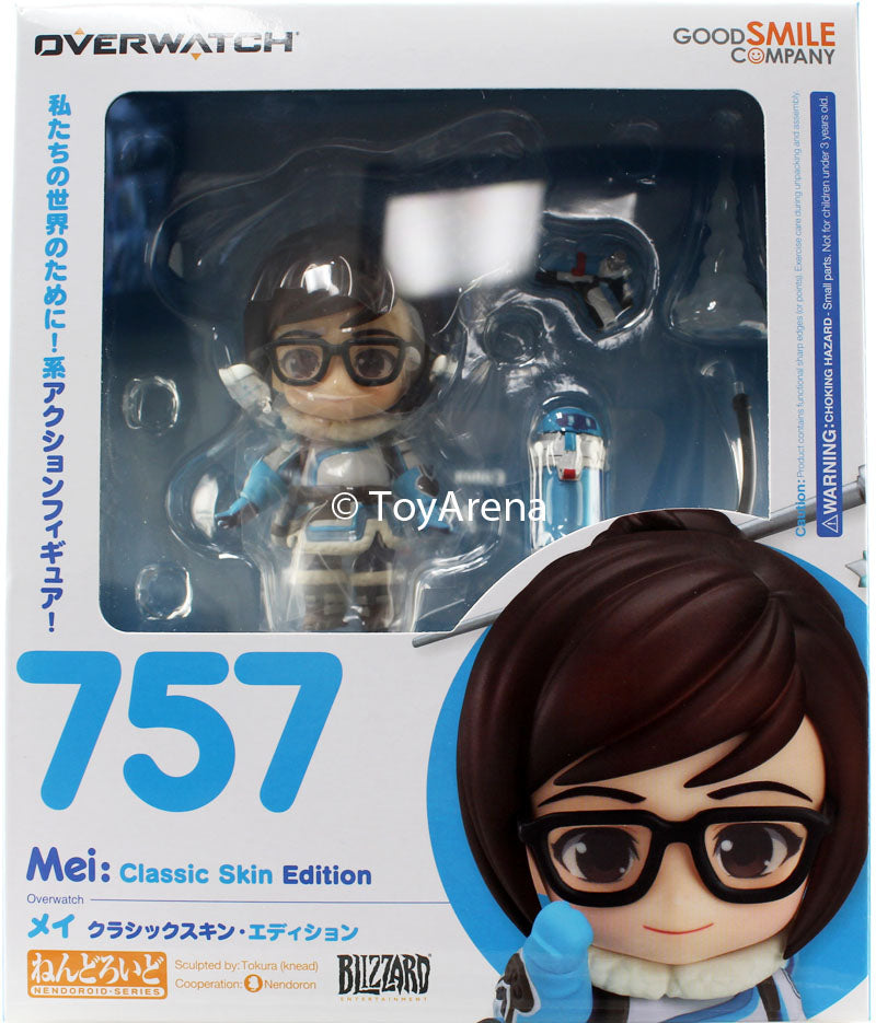 Nendoroid #757 Mei: Classic Skin Edition Overwatch