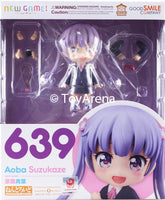 Nendoroid #639 Aoba Suzukaze New Game!
