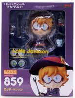 Nendoroid #859 Lotte Jansson Little Witch Academia