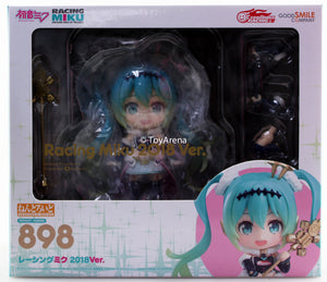 Nendoroid #898 Racing Miku 2018 Ver Good Smile Racing