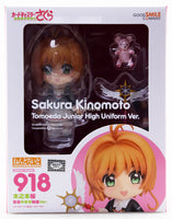 Nendoroid #918 Sakura Kinomoto: Tomoeda Junior High Uniform Ver. Cardcaptor Sakura: Clear Card