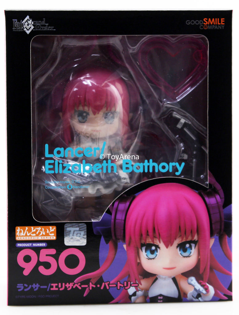 Nendoroid #950 Lancer/ Elizabeth Bathory Fate/ Grand Order
