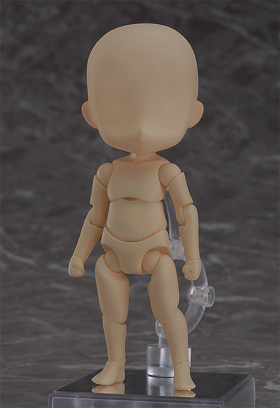 Nendoroid Doll archetype: Boy (Cinnamon) Action Figure