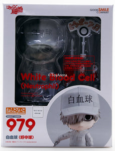 Nendoroid #979 White Blood Cell Neutrophil Cells At Work!
