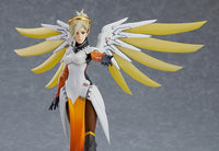 Figma #427 Mercy Overwatch Action Figure 7