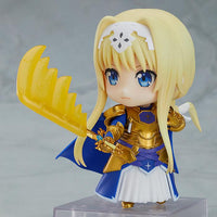 Nendoroid #1105 Alice Schuberg Synthesis Thirty Sword Art Online: Alicization 1