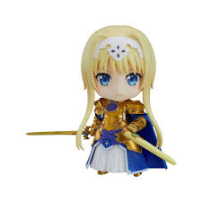 Nendoroid #1105 Alice Schuberg Synthesis Thirty Sword Art Online: Alicization