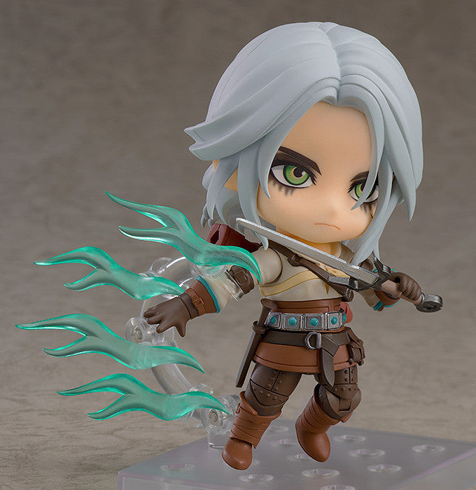 Nendoroid #1108 Ciri The Witcher 3: Wild Hunt 1