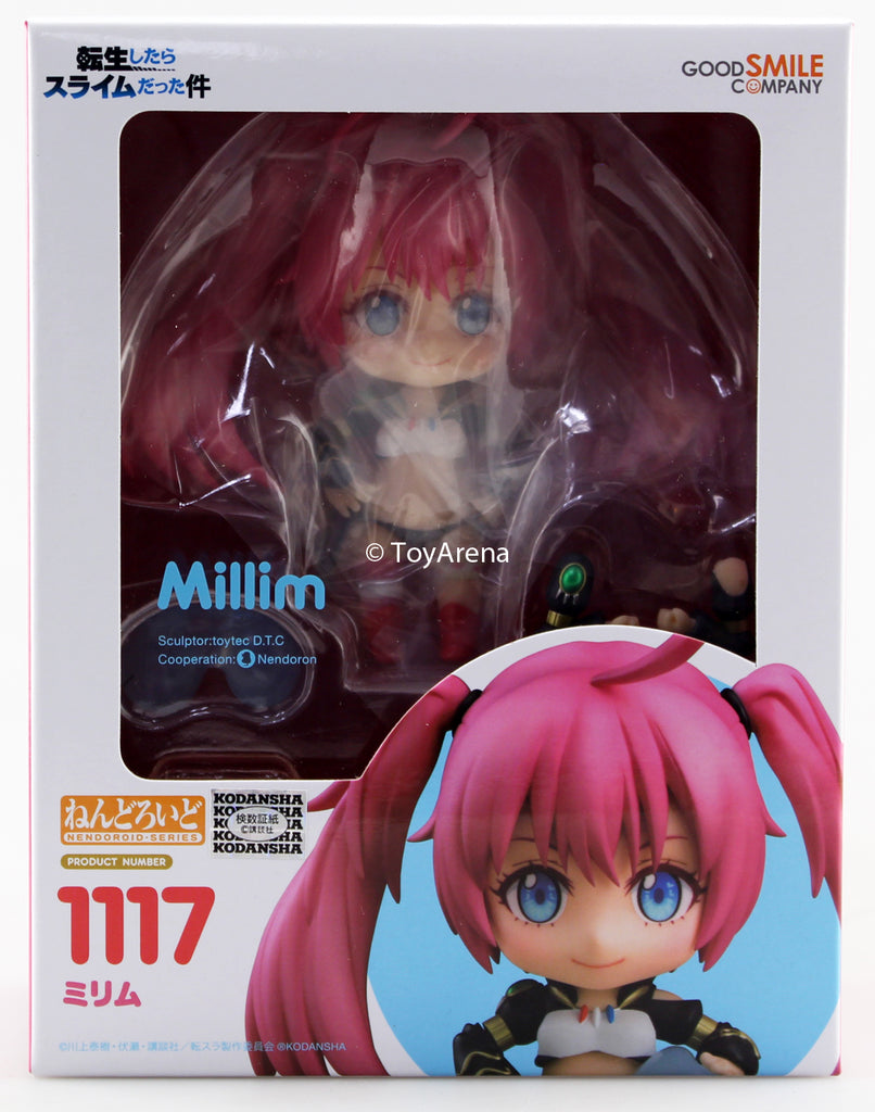 Nendoroid #1117 Milim That Time I Got Reincarnated as a Slime