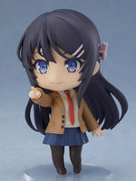 Nendoroid #1124 Mai Sakurajima Rascal Does Not Dream of Bunny Girl Senpai