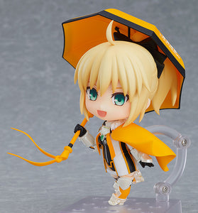 Nendoroid #1177Altria Pendragon: Racing Ver. TYPE-MOON Racing