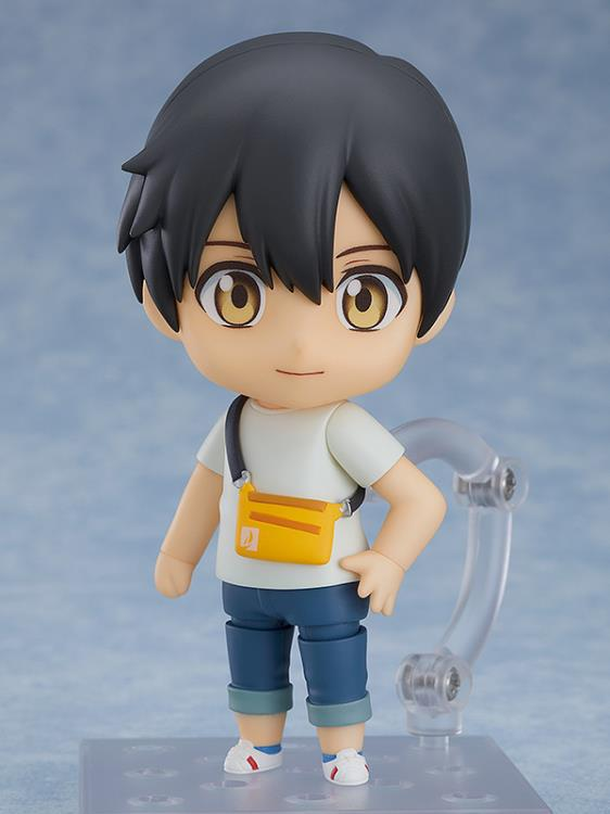 Nendoroid #1198 Hodaka Morishima Weathering With You
