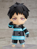 Nendoroid #1235 Shinra Kusakabe Fire Force 3