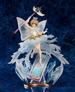 Good Smile Company 1/7 Cardcaptor Sakura: Clear Card Sakura Kinomoto (Hello Brand New World) Scale Statue Figure