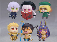 Fate Grand Order Learning with Manga! Episode 3 Trading Figures Box Set of 6 1