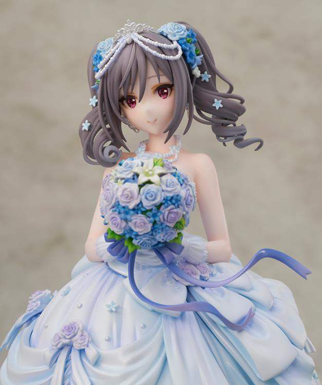 Knead 1/7 The Idolmaster Cinderella Girls Ranko Kanzaku (Unmei no Machibito Ver.) Scale Statue Figure