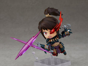 Nendoroid #1284-DX Hunter (Female Nargacuga Alpha Armor Ver.) Monster Hunter 1