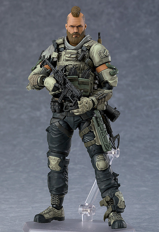 Figma #480 Ruin Call of Duty