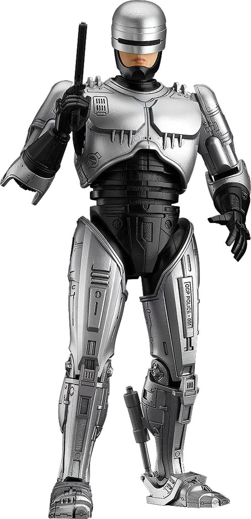Hagane Works Robocop Diecast Action Figure