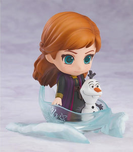 Nendoroid #1442 Anna (Travel Dress Ver.) Frozen 2