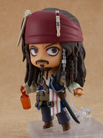 Nendoroid #1557 Jack Sparrow Pirates of the Caribbean: On Stranger Tides