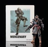 Toy Notch 1/18 scale Lost Planet 2 Snow Mercenary Action Figure 1