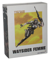 Toy Notch 1/18 scale Lost Planet 3 Waysider Femme Action Figure 1