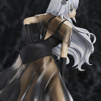 Union Creative Hyper Dimension Neptunia Black Heart (Dress Ver.) Scale Statue Figure