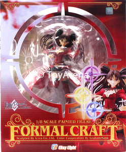 Easy Eight 1/8 Fate/ Grand Order Formal Craft (Tohsaka Rin) Scale Statue Figure PVC