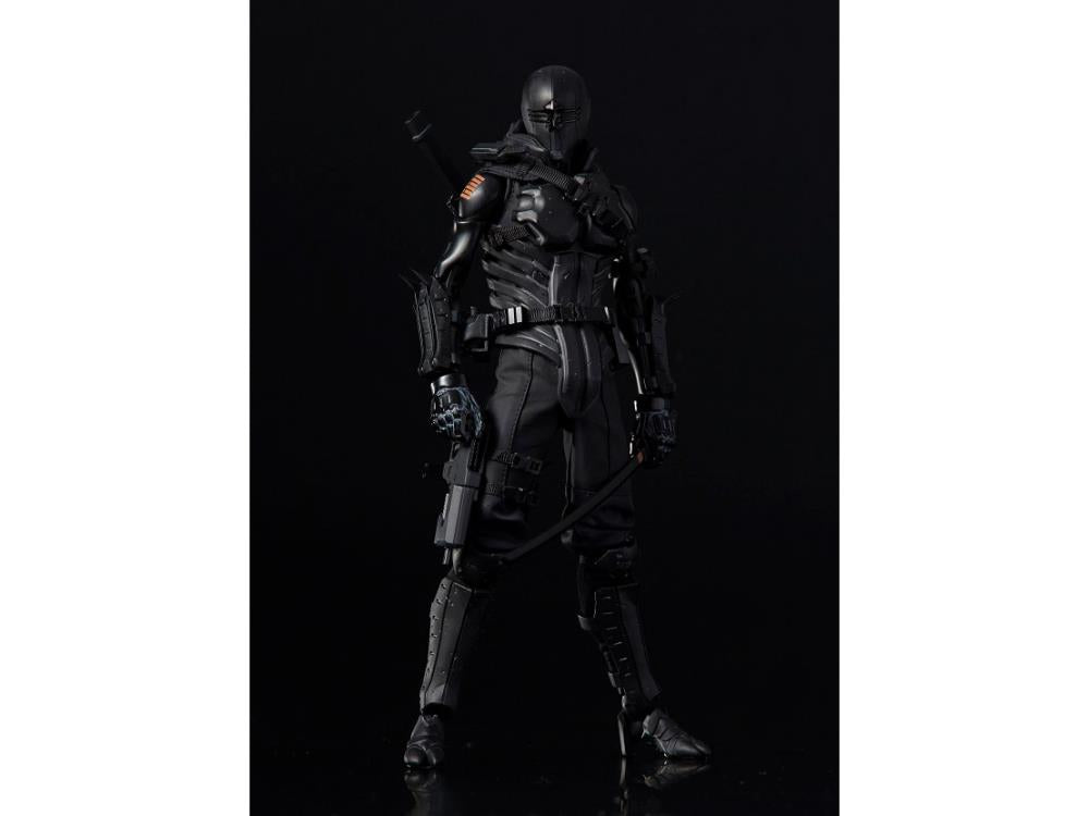 1000toys (Sen-Toys) G.I, Joe X TOA Heavy Industries Snake Eyes 1/6 Scale Action Figure