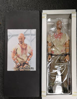 Heroic 1/6 The Criminal The Condemned Jack Conrad Stone Cold Steve Austin Sixth Scale Figure