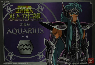 Saint Seiya The Hades Chapter Sanctuary Aquarious Action Figure