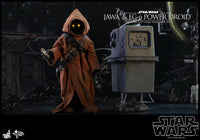 Hot Toys 1/6 Star Wars ANH Jawa & EG-6 Power Droid 1/6 Scale Collectible Figure Two-Pack MMS554 Action Figure 3