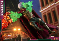 Hot Toys 1/6 Marvel Mysterio Spider-Man Far From Home Sixth Scale MMS556 Action Figure 7
