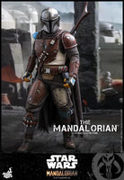 Hot Toys 1/6 Star Wars The Mandalorian 1/6 Scale Collectible Figure TMS007 Action Figure 3