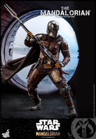 Hot Toys 1/6 Star Wars The Mandalorian 1/6 Scale Collectible Figure TMS007 Action Figure 2