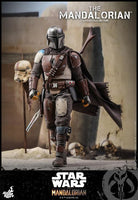 Hot Toys 1/6 Star Wars The Mandalorian 1/6 Scale Collectible Figure TMS007 Action Figure 4