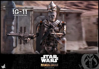 Hot Toys 1/6 Star Wars The Mandalorian 1/6 IG-11 Scale Collectible Figure TMS008 Action Figure 3