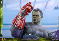 Hot Toys 1/6 Avengers Endgame The Hulk Sixth Scale MMS558 Action Figure 8